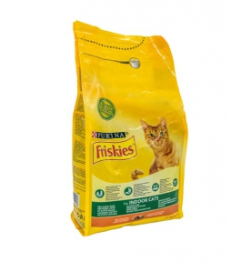 Friskies Indoor Cat z...